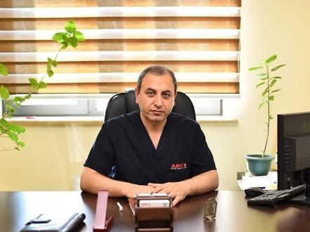 Dr. Arayik Voskanyan
