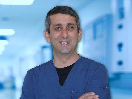 Dr. Arsen Sargsyan